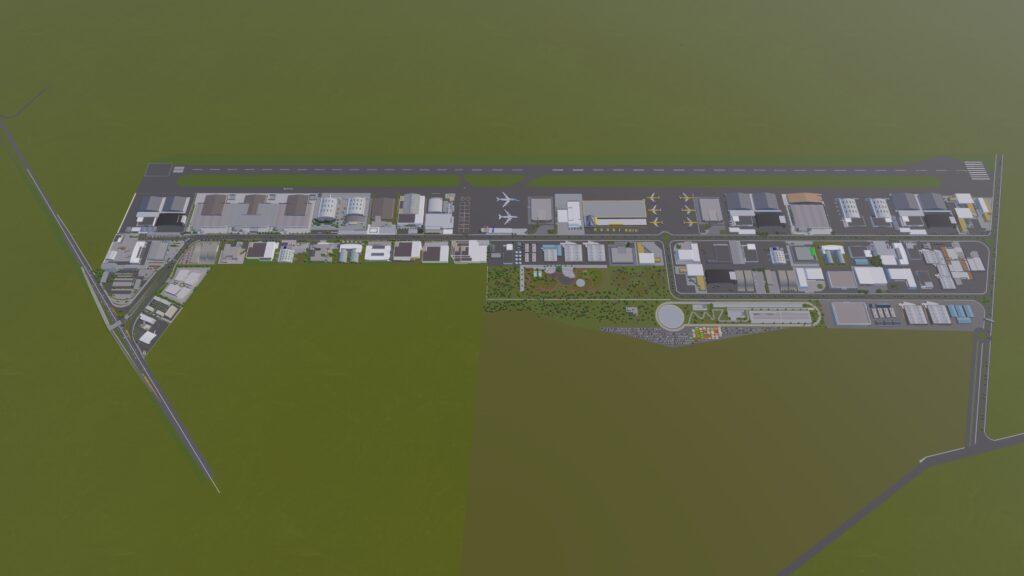 Parque aeroespacial será parte del megaproyecto Corredor T-MEC – Inmobiliare