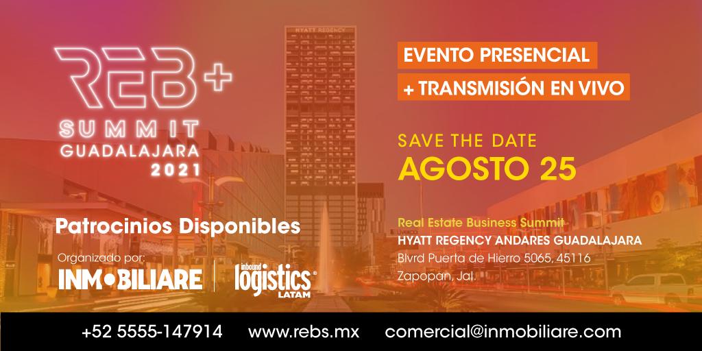 REBS + Summit Guadalajara